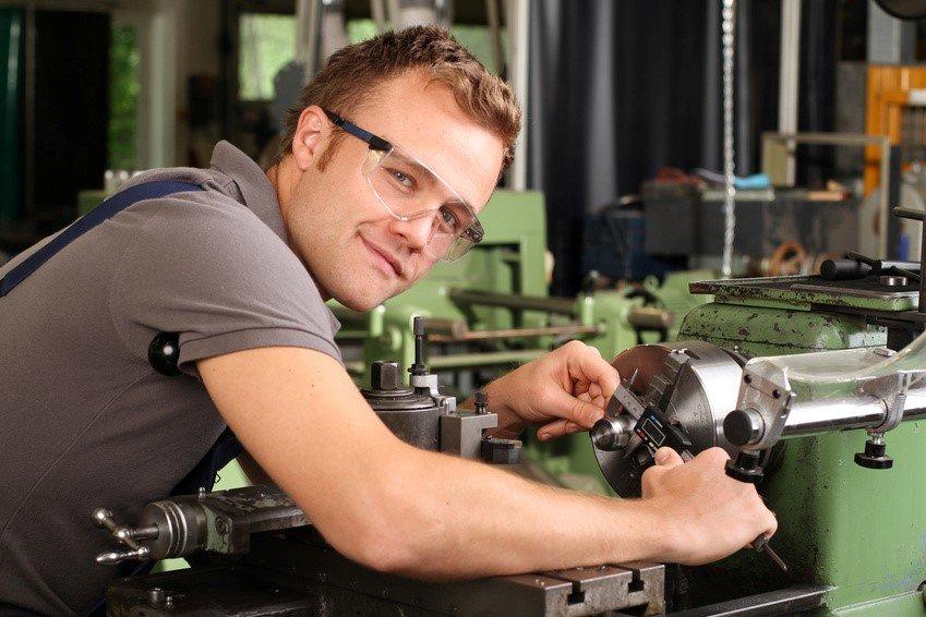 Bewerbung als Industriemechaniker/in
