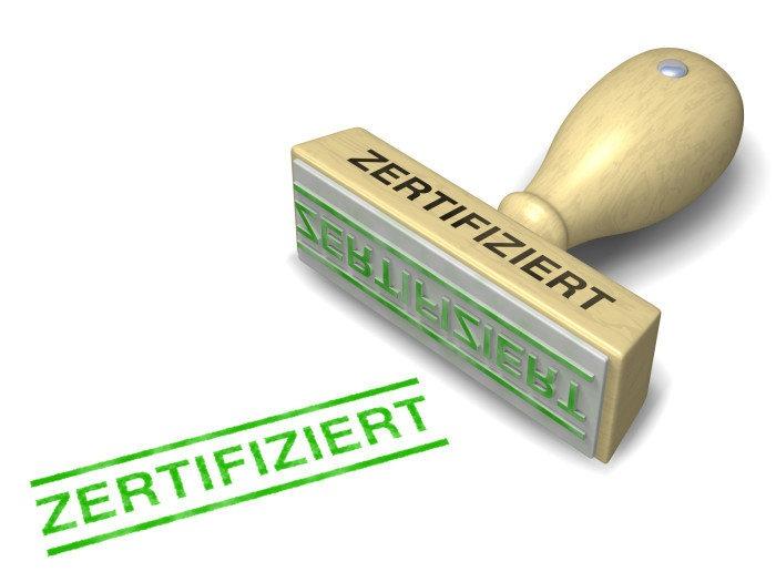 Bewerbung: Anlagen Zertifikate – Macht es Sinn?
