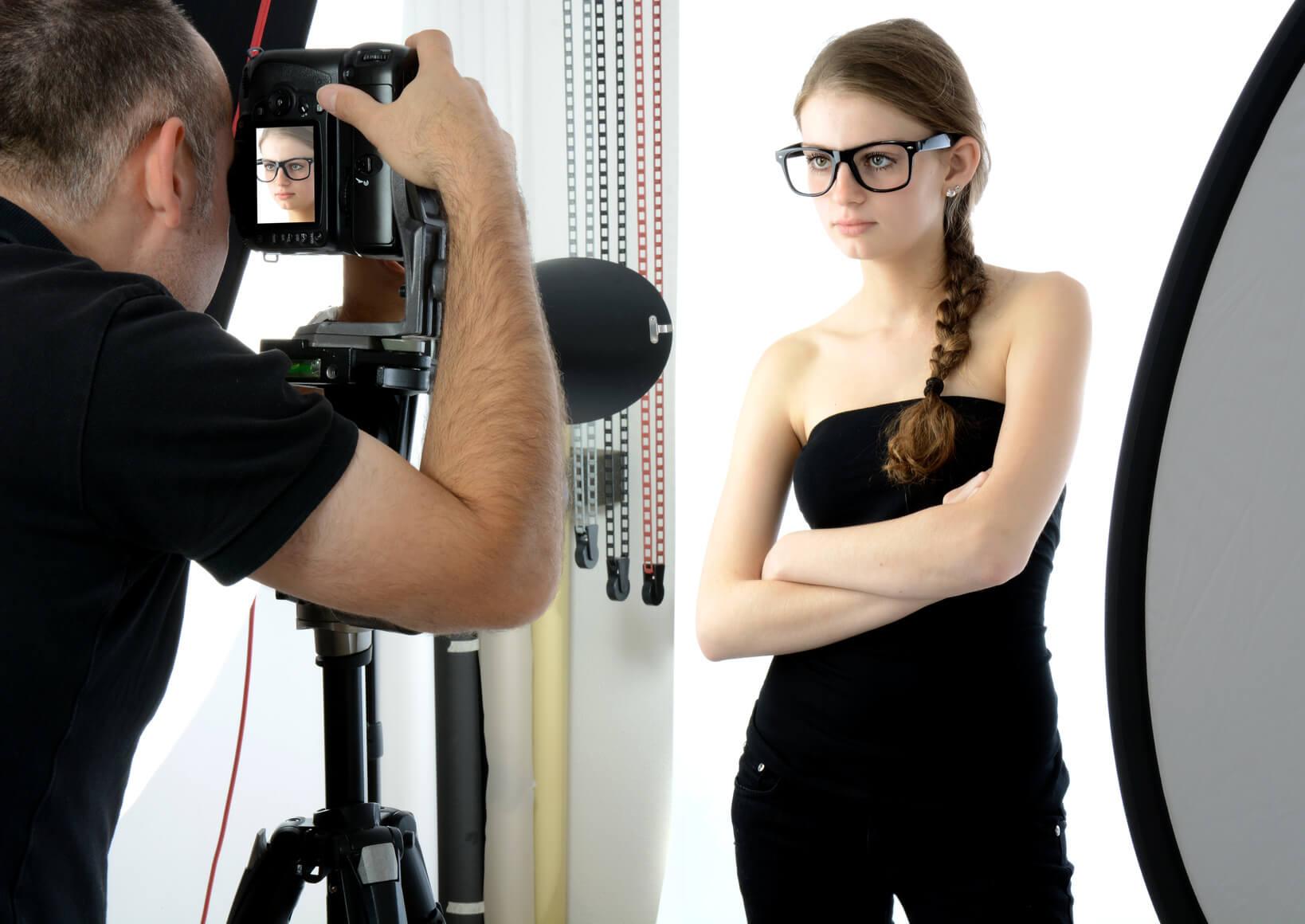 Welche Rolle hat der Fotograf beim Bewerbungsfoto?
