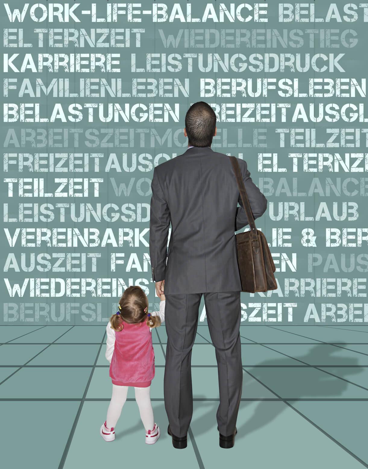 """Bewerbung Formulierung: """"Nach Elternzeit"""" richtig verfassen"""